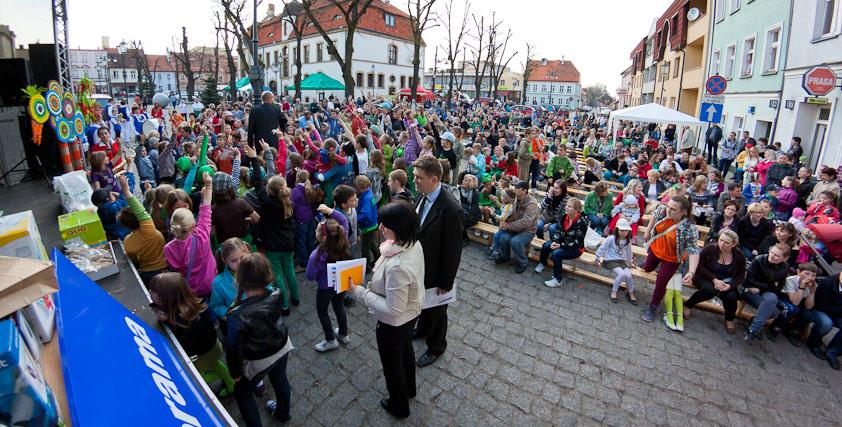 W piątkowyn happeningu wzięło udział około 3 tys. osób